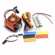 SKYRC Toro 8S 150A Brushless Sensor ESC Electronic Speed Control for 1:8 RC Cars
