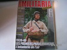 ** Militaria magazine n°202 Uniforme soldat japonais 38-45 / Baiïonnette 98-05