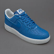 Men's Nike Air Force 1 07 Lv8 Trainers Blue UK 8.5