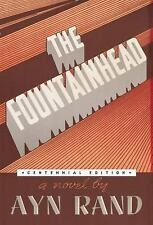 The Fountainhead by Ayn Rand (2005, Hardcover, Anniversary)