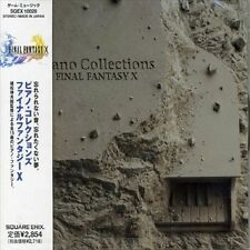 Final Fantasy X: Piano Collections by Original Soundtrack CD New Case Cracked