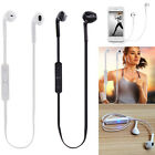 Wireless Bluetooth Headset Stereo Headphone Earphone Sport for iPhone Samsung
