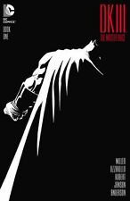 THE DARK KNIGHT III: THE MASTER RACE #1 REGULAR COVER NEAR MINT 2015