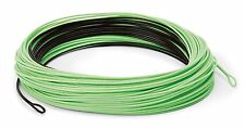 WF8 Weight Forward Sink Tip Fly Lines  ( Lemon Green & Black  )