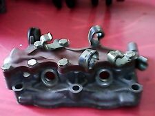 OMC Johnson Evinrude Outboard  Used Cylinder Head 320495 with 318918 Water Cover
