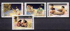 101938/Marshall Islands 1990-mi 334/7 - pane frutto elaborazione - **