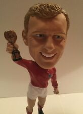 Extremely Rare Limited Edition Corinthian Pro Star XL Bobby Moore Statue Figure
