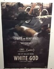 Original Movie Poster For White God Double Sided 27x40
