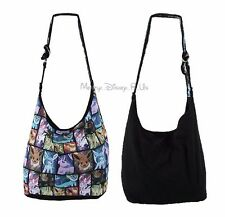 New Nintendo Pokemon Eevee Evolutions Panel Hobo Bag Crossbody Tote Purse