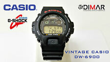 VINTAGE CASIO DW-6900 FOX FIRE G-SHOCK MODUL 1289 JAPAN