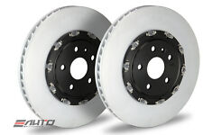 BREMBO Front 2pc Rotor Disc Upgrade Kit 370x34 CTS-V 09-14 Camaro ZL1 12-14