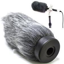 Furry Shotgun Deadcat Microphone Windscreen Muff Wind Cover f Rode-NTG2 Micphone