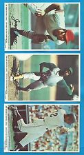 1972 PRO STAR PROMO BASEBALL CARD LOT CANADA VIDA BLUE HOF JOE TORRE BOCCABELLA