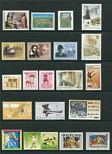 Hungary Ungarn Hongrie 2002 - Year Set - 33 Stamps and 10 Sheets, NH