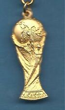 PORTE CLE COULEUR OR FIFA WORLD CUP USA 94 COUPE DU MONDE FOOTBALL SOCCER