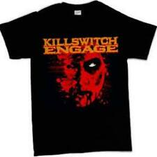 New: KILLSWITCH ENGAGE - Zombie Face (Size: Large) Concert T-Shirt