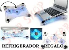 VENTILADOR PORTATIL REFRIGERADOR BASE SOPORTE 3 LED PS3 XBOX PLAYSTATION COOLER
