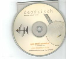 (GQ847) Deadfisch, God Bless America - 2007 DJ CD