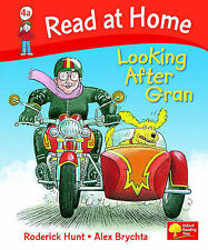 Read at Home: Level 4a: Looking After Gran by Roderick Hunt (Hardback, 2005)