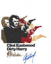 CLINT EASTWOOD signed autographed DIRTY HARRY 11x14 photo