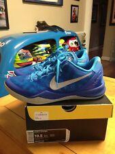 VNDS Nike Kobe 8 VIII System blue glow  555035 400 SIZE 10.5