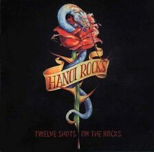Twelve Shots on the Rocks, Hanoi Rocks, Acceptable Original recording remastered