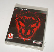 Splatterhouse PS3 Playstation 3 Brand New *PAL*