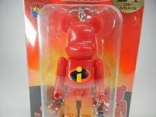 """Bearbrick Be@rbrick Disney Christmas Party 2013 """"The Incredibles #24"""" Medicomtoy"""