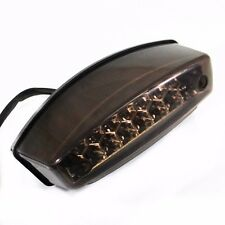 Smoke LED Brake Tail Light for Kawasaki Dual Sports ATV KDX KLX KLR KX Dirt Bike