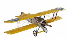 "SOPWITH CAMEL WWI ACE BIPLANE AIRPLANE FIGHTER PLANE 30"" SCALE BUILT MODEL NEW"