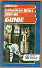 1984-85 Edm Oilers' Media Guide, Wayne Gretzky and Company