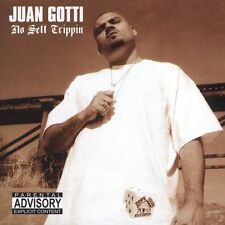 JUAN GOTTI-NO SETT TRIPPIN (EX) CD NEW