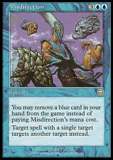 MTG MISDIRECTION TEDESCO EXC - SVIARE - MM - MAGIC