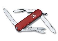 Victorinox Schweizer Taschenmesser Rambler rot mit Gravur