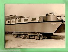 #D58.  PHOTO OF A GERMAN AMPHIBIOUS TROOP LANDING CRAFT