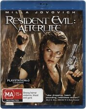 """Resident Evil - Afterlife"" Blu-ray (2011) Brand New & Sealed"