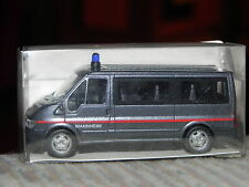 Rietze Feuerwehr Ford City-Airport Mannheim HO 1 : 87 OVP 51023 Mannschaftswagen