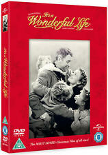 NEW & Sealed It's a Wonderful Life DVD Including Artcards