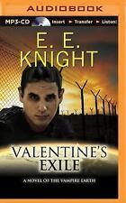 Vampire Earth: Valentine's Exile 5 by E. E. Knight (2015, MP3 CD, Unabridged)