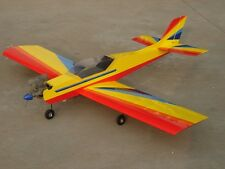 Low Wing Trainer 46 RC ARF (Yellow/Red) (XY-187)