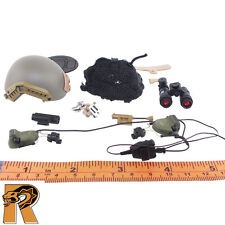Marine Raiders - FAST Helmet Set - 1/6 Scale - Soldier Story Action Figures