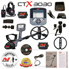 NEW MINELAB CTX 3030 WATER PROOF Metal Detector With FBS 2 Technology !