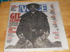 The Village Voice Black Cowboy FSLC Queer Life Before PEN Flawless Sabrina 2016