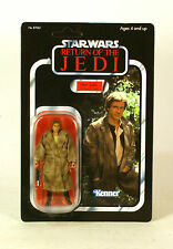 Star Wars The Vintage Original Collection VOTC Han Solo Endor Poncho  MOC