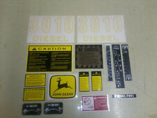 John Deere 3010 Decals