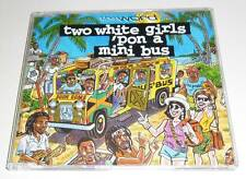 THE WORD - TWO WHITE GIRLS 'PON A MINI BUS - 1994 UK CD SINGLE
