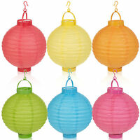 Hanging Chinese LED Light Paper Lantern Party Wedding Xmas Decoration Lamp Shade