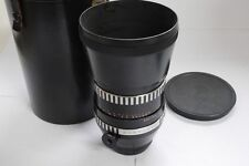 Carl Zeiss Jena DDR 180mm f2.8 Sonnar manual focus lens in Pentacon 6/Praktisix
