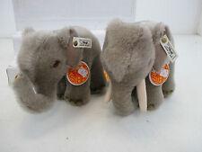 Steiff Arche Noah Elefanten-Set ohne Beiboot lim. Auflage 8000 Stück Braun ST10