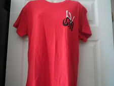 La Vie Grand Marnier Paris France T-Shirt Red Unisex  Size M Medium New W/O Tags